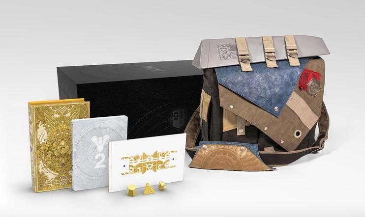 KISA: Palkintona Destiny 2:n huikea keräilyversio!