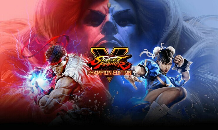 Street Fighter V, Street Fighter, Champion Edition, taistelu, Capcom,