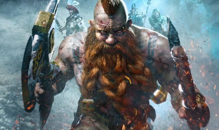 Warhammer: Chaosbane, Warhammer, Eko Software, Nacon