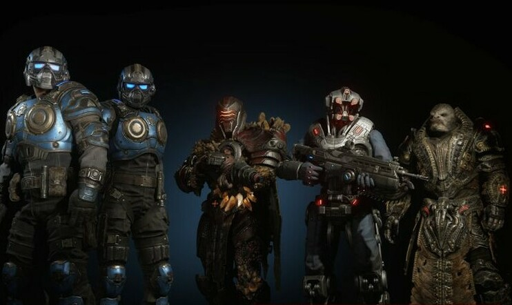 The Coalition, Gears 5, Gears of War