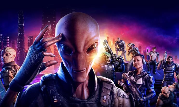 XCOM: Chimera Squad, XCOM Chimera Squad, 2K Games, Firaxis, strategia,