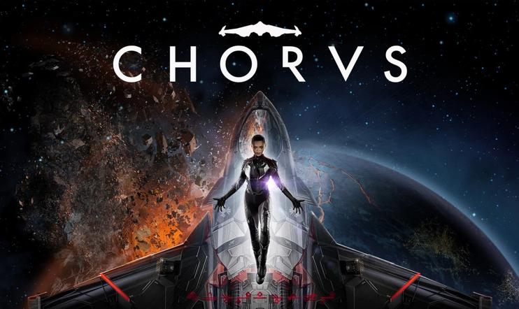 Chorus, Deep Silver, Fishlabs, SPACE, avaruus,