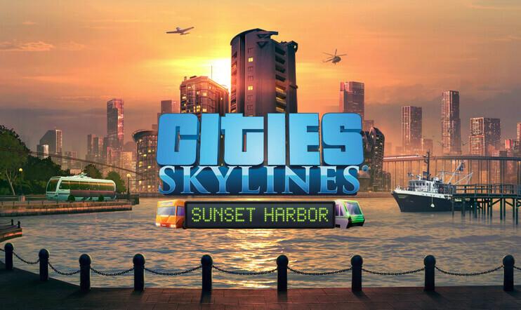 Kotimainen Cities: Skylines laajenee ensi viikolla