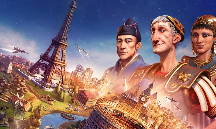 Epic Games Storen uusin ilmainen mysteeripeli on Civilization VI.