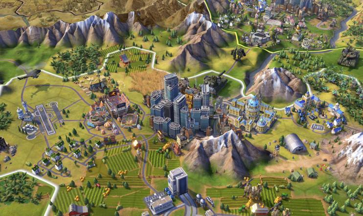 Civilization VI, Firaxis, päivitys, ilmainen,