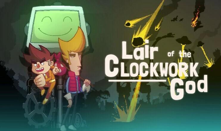 Lair of the Clockwork God, julkaisupäivä, Size Five Games, 21. helmikuuta, seikkailu