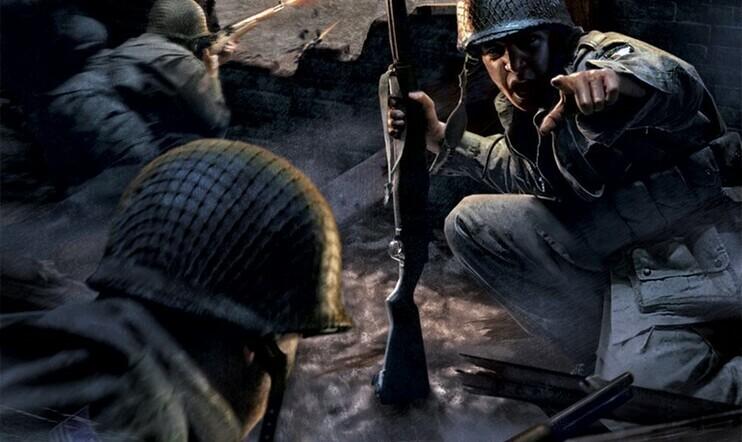 Tiesitkö? Ensimmäinen Call of Duty sovitettiin myös kännykkäpeliksi vuonna 2004
