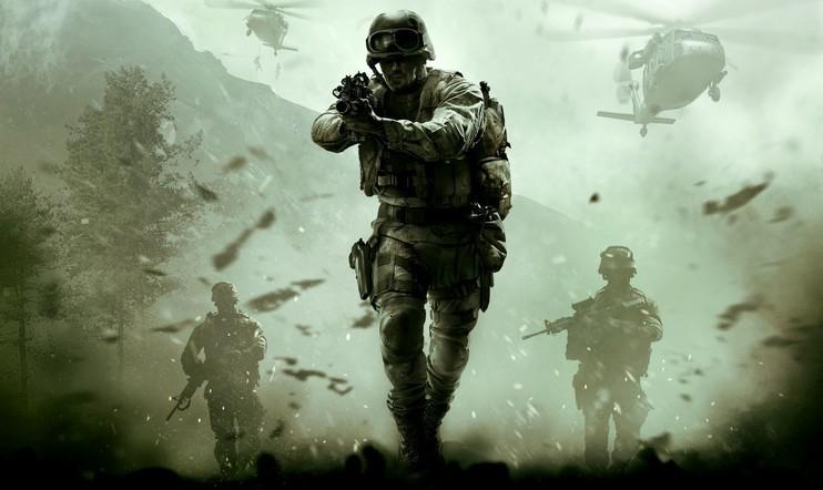 Tiesitkö? Call of Duty -kehittäjä halusi modernia sotaa jo alussa, Activision esti