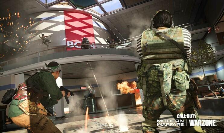 Call of Duty: Modern Warfare, Black Ops Cold War, Activision, Infinity Ward, kartta, päivitys, poisto
