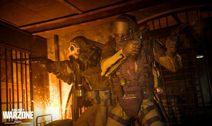Call of Duty: Warzonen pelaajamäärä saattaa kasvaa pian 200 pelaajaan.