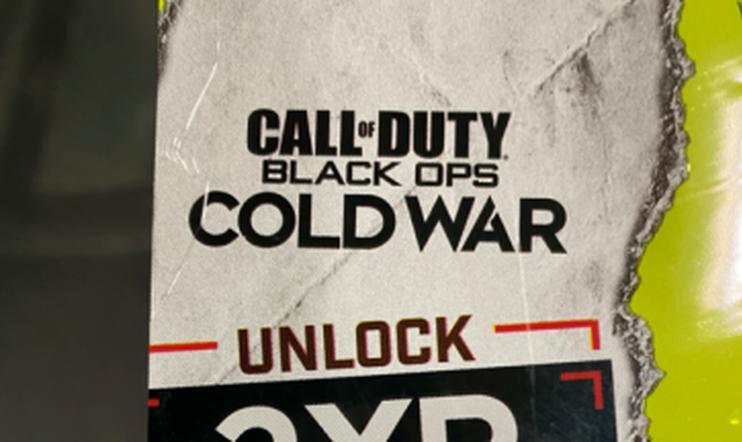 Seuraava Call of Duty -peli sijoittuu kylmän sodan maisemiin, sipsit vahvistavat.