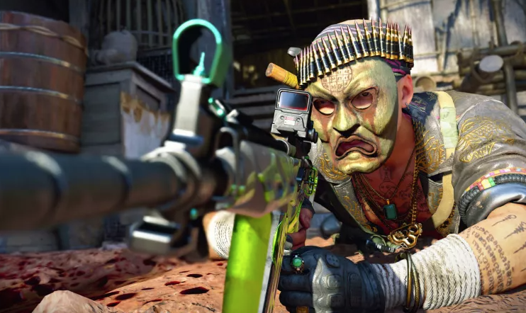 Call of Duty: Black Ops Cold War, vankikarkuri, englanti, iso-britannia