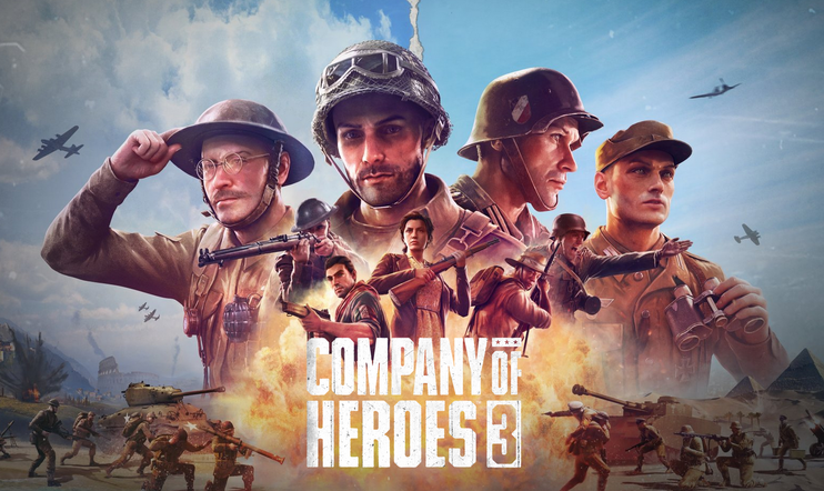 Company of Heroes, Company of Heroes 3, Strategia, Relic Entertainment, Sega