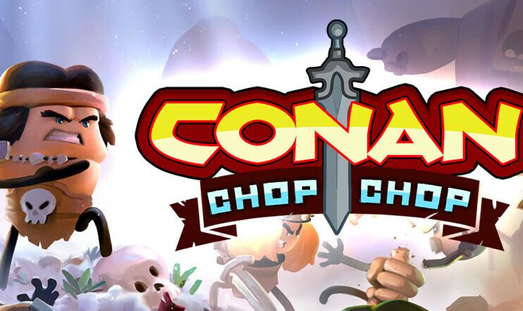 Conan Chop Chop, Conan, Barbaari Conan, Conan barbaari, 2020, roguelike, Funcom, Mighty Kingdom
