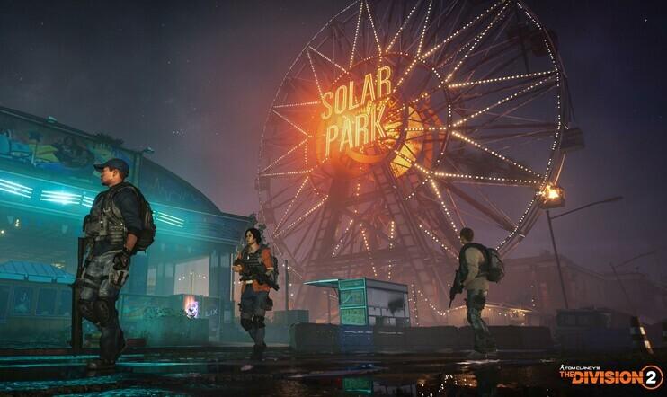 Ubisoft, The Division 2
