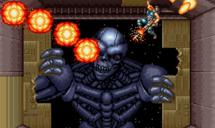 Contra III: Alien Wars, Super Probotector: Alien Rebels, Retrostelu, Konami, Contra, Probotector, Contra 3, Super Probotector, SNES, Super Nintendo, Super NES, Super Nintendo Entertainment System