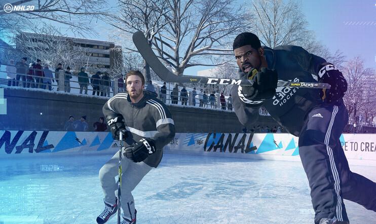 NHL 20, EA Sports, Patrik Laine, Ennakko, Ensitesti