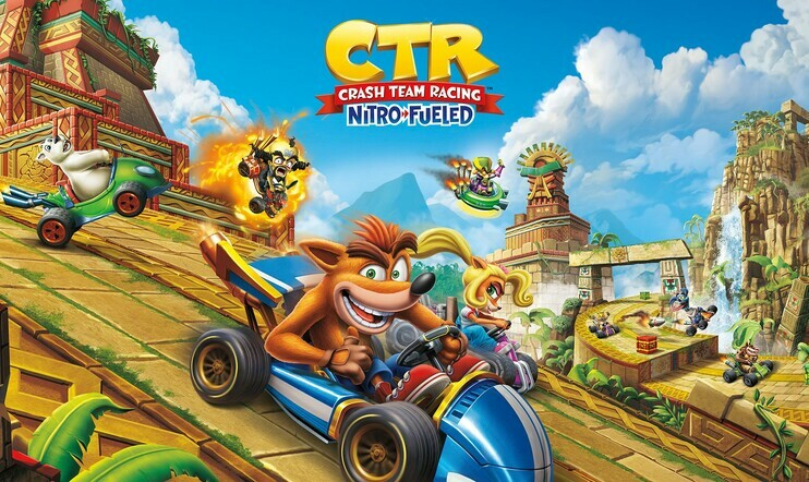 CTR, Crash Team Racing, Nitro-Fueled, Crash Team Racing: Nitro-Fueled, activision, Beenox, Spyro, DLC,