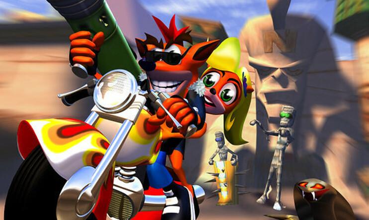 Lukijat ovat puhuneet: Naughty Dogin paras Crash Bandicoot -peli valittiin!