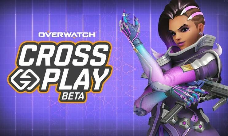 Overwatch, crossplay, moninpeli, Battle.net, Blizzard, Blizzard Entertainment