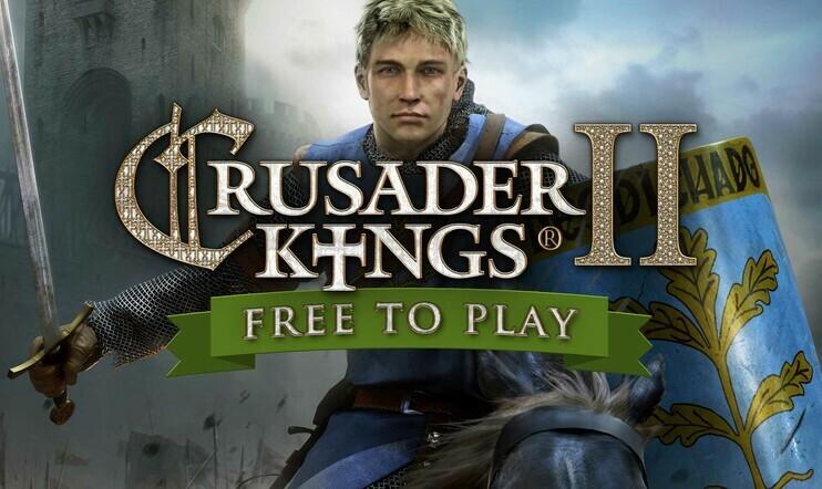 Nappaa suurstrategiapeli Crusader Kings II ilmaiseksi