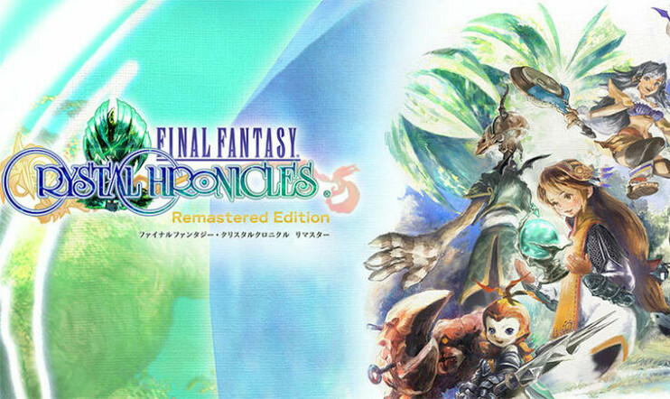 Final Fantasy, Final Fantasy Crystal Chronicles Remastered Edition, Final Fantasy Crystal Chronicles, Square Enix