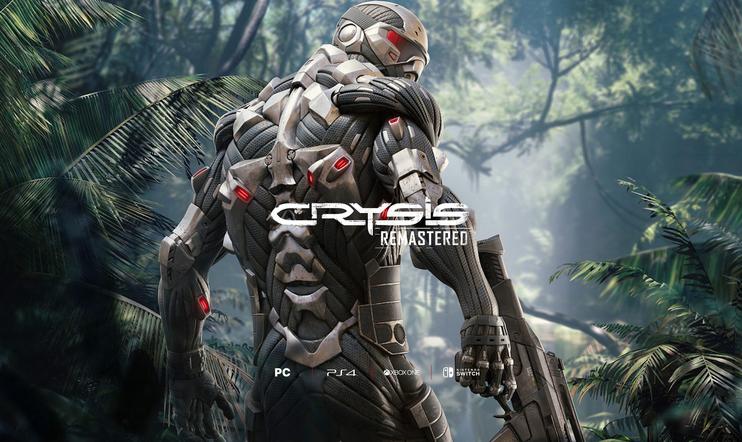 crysis, Remastered, Crysis Remastered, Switch, crytek, CryEngine