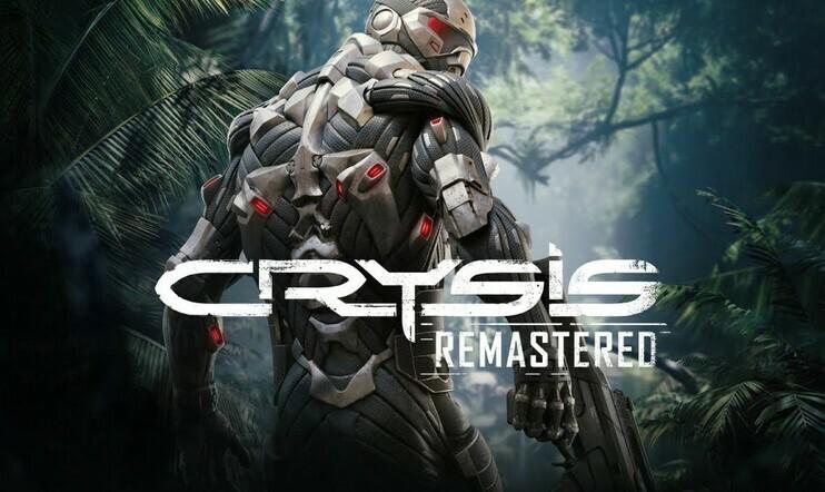 Crysis Remastered, Crytek, grafiikka, traileri, vertailu