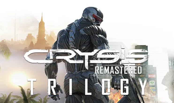 crysis, Crysis Remastered, Crysis Remastered Trilogy, Crysis 2, Crysis 3, crytek, Saber Interactive