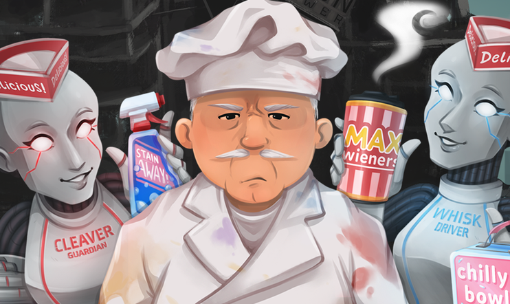 Cook Serve Delicious! 3?!, Cook Serve Delicious, Vertigo Gaming, julkaisupäivä, Early Access, 29. tammikuuta, indie