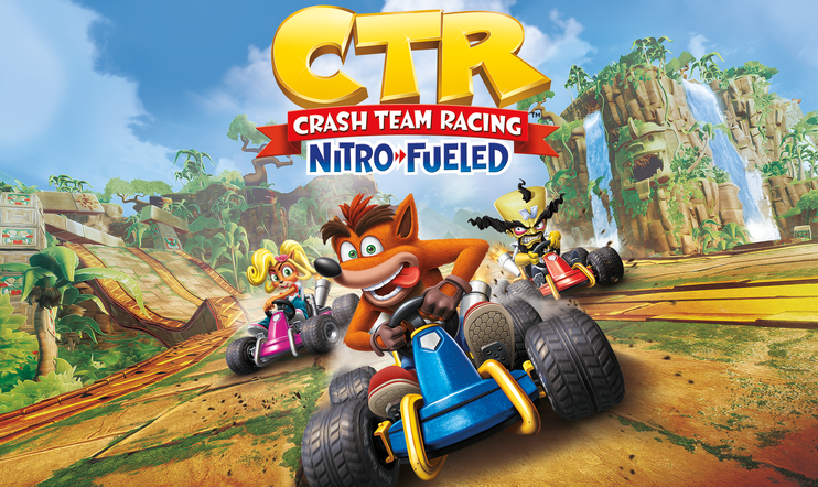 CTR PS4