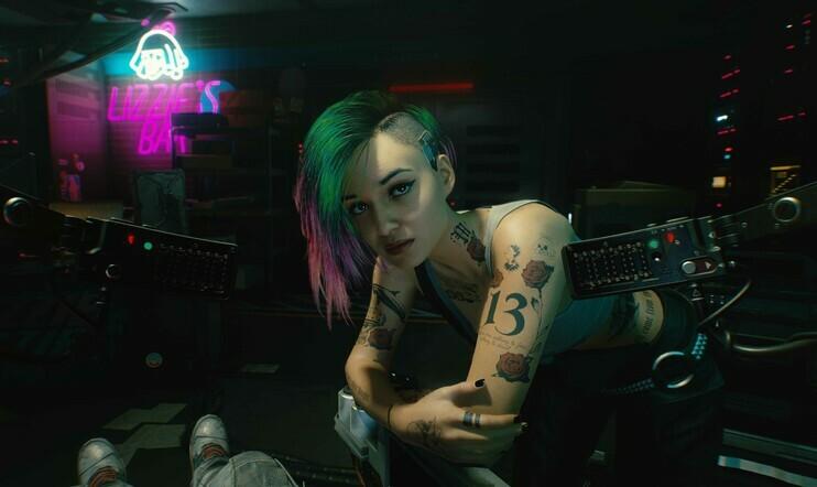 Cyberpunk 2077, Night City Wire, CD Projekt, CD Projekt RED