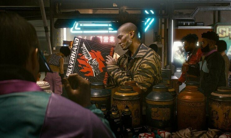 Cyberpunk 2077, Dragon Age, Dragon Age: Inquisition, Star Wars: The Old Republic, BioWare, CD Projekt RED, CD Projekt, Gabriel Amatangelo