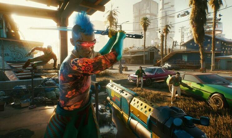 Cyberpunk 2077, hyvitys, palautus, Xbox, microsoft, cd projekt