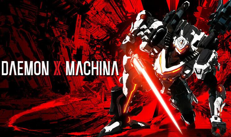 Daemon X Machina, moninpeli, marvelous, mech, mecha, Nintendo, päivitys, DLC