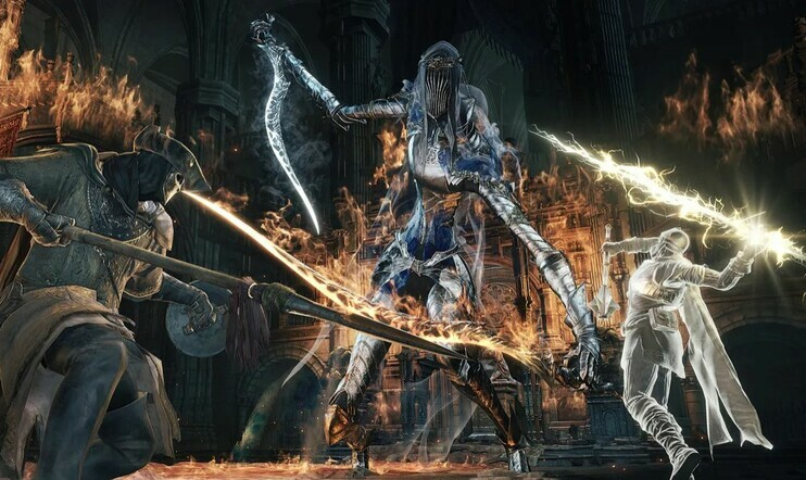 Dark Souls 3 FromSoftware, FPS Boost Xboxille
