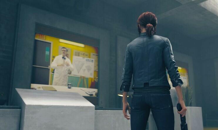 Alan Wake, Remedy, Remedy Entertainment, Control, DLC, 2020,