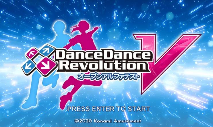 Dance Dance Revolution, Dance Dance Revolution V, Konami, selainpeli, pc, ilmainen, rytmi, selain, musiikki, tanssipeli