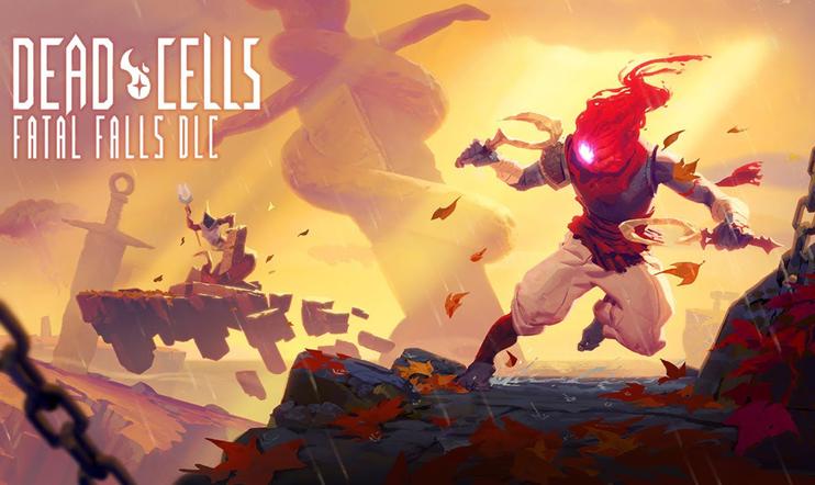 Dead Cells, Fatal Falls, Motion Twin, Evil Empire, DLC, julkaisupäivä