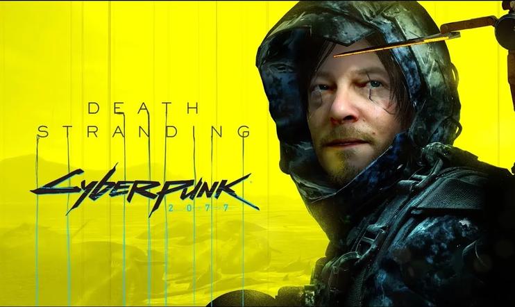 Cyberpunk 2077, Death Stranding, CD Projekt, Kojima, Kojima Productions, 505 Games