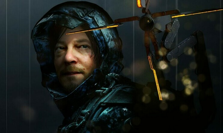 Death Stranding, Hideo Kojima, Mama, Deadman, Bridge Baby, Geoff Keighley, Gamescom 2019