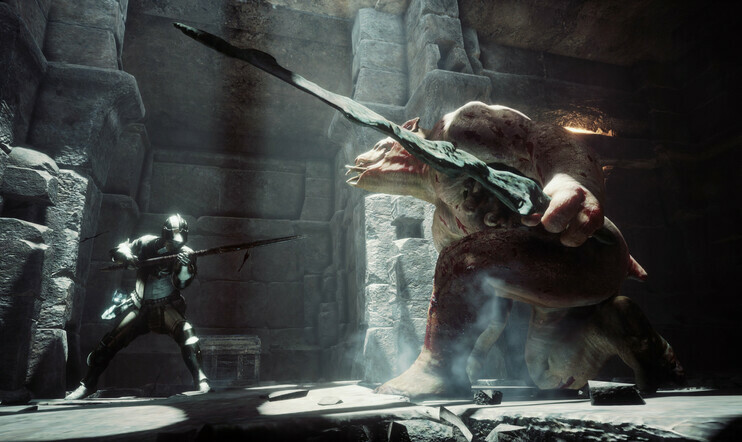Deep Down, Capcom, Yoshinori Ono