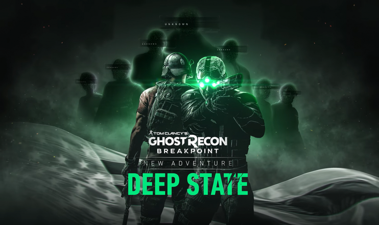 Ghost Recon Breakpoint, Deep State, Ubisoft, Sam Fisher