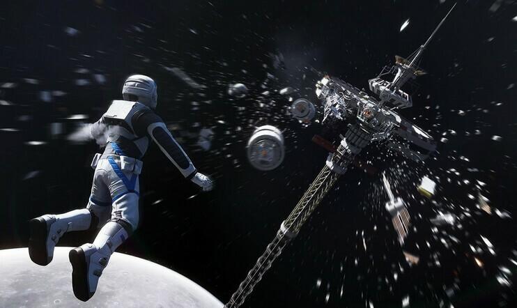 Deliver Us The Moon, avaruus, julkaisupäivä, 10. lokakuuta, Wired Productions, KeokeN Interactive,