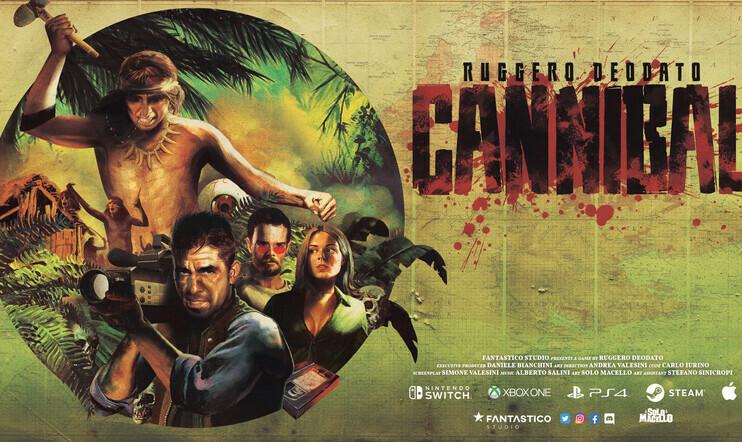 Cannibal Holocaust, Kannibaalien polttouhrit, Ruggero Deodato, elokuva, peli, Fatastico Studio,