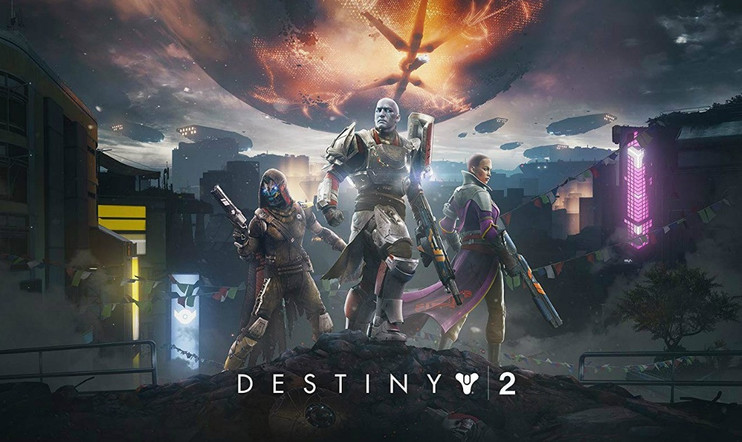 KISA: Voita Destiny 2 Legendary Collection PS4:lle!