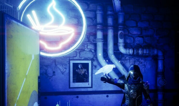 Destiny 2, Bungie, Spicy Ramen Coupon emblem