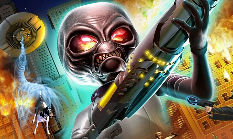 Games with Gold, Destroy All Humans, Shantae, Coffee talk,