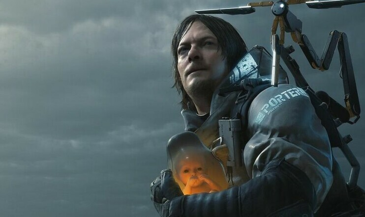 Hideo Kojima, Death Stranding, Norman Reedus, Kojima Productions