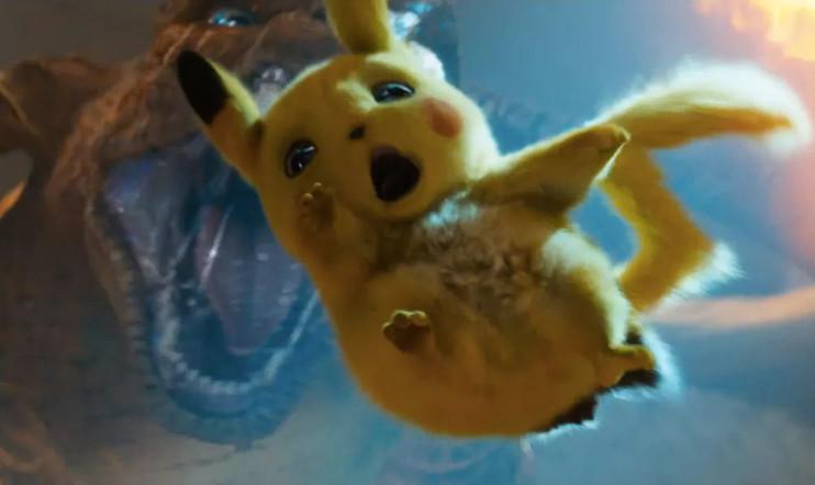 Detective Pikachu on vuoden kiinnostavin pelileffa